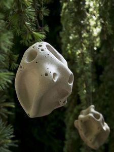 MANOLI GONZALEZ - galet rocher - Skulptur