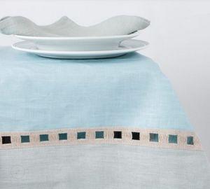 BORGO DELLE TOVAGLIE - light blue - Rechteckige Tischdecke