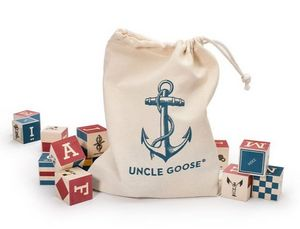UNCLE GOOSE - nautical - Würfel