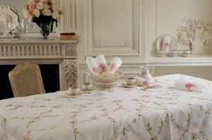 Noel - versailles roses - Rechteckige Tischdecke