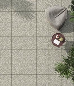 Novoceram - -cubes outdoor - Bodenfliese, Sandstein