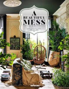 teNeues  Allemagne - a beautiful mess - Deko Buch