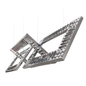 ALAN MIZRAHI LIGHTING - am4004 angled windfall - Kronleuchter