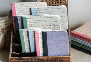 MERCI LOUIS - cahier du notaire - Notizbuch