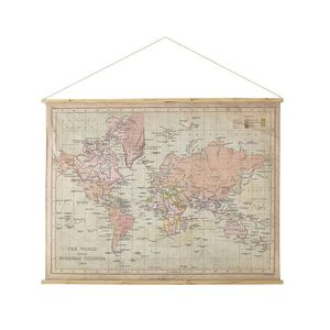 MAISONS DU MONDE - mappemonde 1419876 -