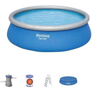 Bestway - piscine hors-sol autoportante 1421866 - Schwimmbad Mobil