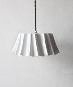 EPURE - canélé - Deckenlampe Hängelampe