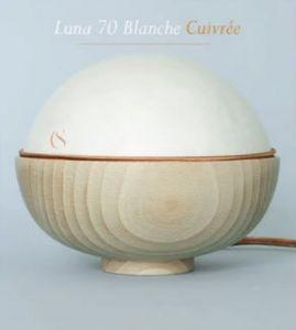 SERICYNE - luna 70 blanche - Tischlampen