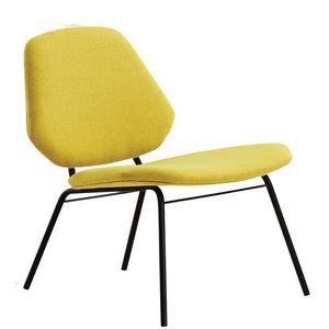 WOUD - lean - fauteuil kvadrat remix 2 - Sessel