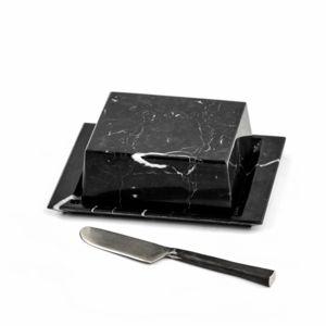 UCCELLINO - butterdose badi   marmor - Butterdose