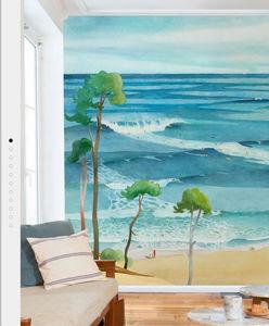 ISIDORE LEROY - surf - Panoramatapete