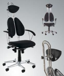 Design + - db 21 - Ergonomischer Stuhl