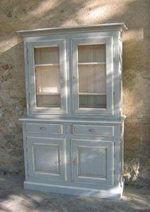 Coup De Soleil - sénanque 2 portes - Geschirrschrank