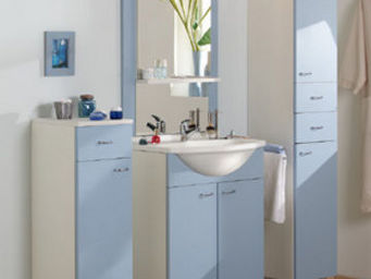 Allibert -  - Waschtisch Untermobel