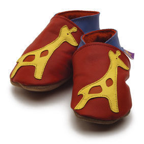 Starchild - giraffe - Kinder Hausschuh