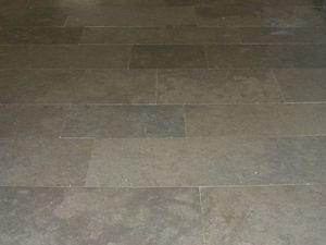 Pierre De Bourgogne - pierre de pompignan gris royal - Platte Aus Naturstein