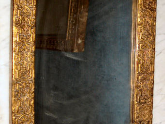 Camille Burgi - paire de miroirs - Spiegel