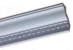 Nevadeco - cp 80 polyuréthane en 2m - Deckenleisten