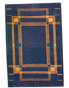 VROUYR -  - Moderner Teppich