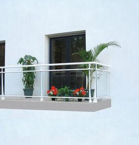 Brun et Doutte - arcachon - Balkon