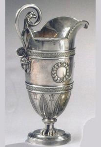 Dario Ghio Antiquites -  - Antike Karaffe