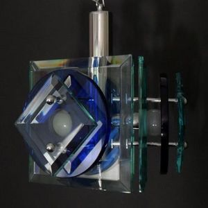 LampVintage - fontana arte - Kronleuchter