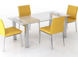 swanky design - atlantic dining table - Rechteckiger Esstisch