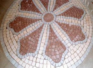 Patmas International -  - Mosaikfußboden