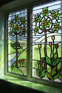 Andrew Moor Associates -  - Buntglasfenster
