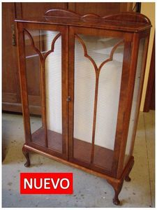ANTICUARIUM - display cabinet - Glasschrank