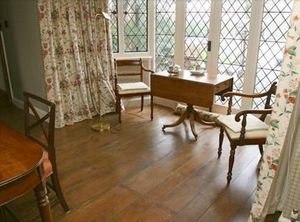 West Sussex Antique Timber Company -  - Naturholzboden