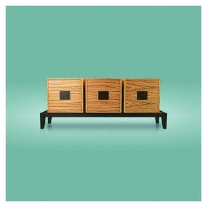 Paul Hoffmann -  - Wohnzimmerschrank