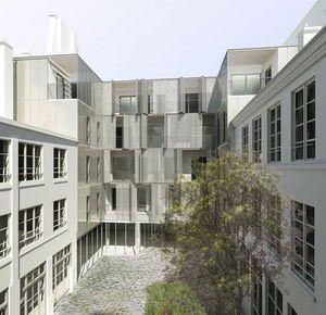 ATELIER DU PONT-ARCHITECTES -  - Architektenprojekt