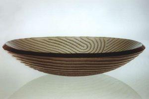 Florent Boissonnet-Glasswork -  - Runde Platte