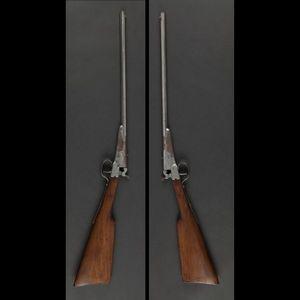 Expertissim - carabine à percussion un coup - Karabiner Und Gewehr