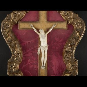 Expertissim - crucifix d'alcôve - Kreuz