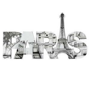 Maisons du monde - déco murale paris - Dekorativer Buchstabe