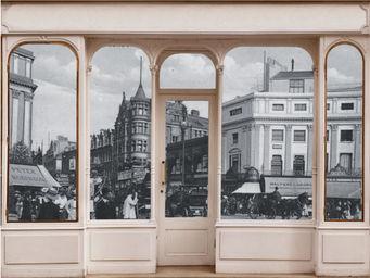 IN CREATION - boutique blanche - Persönliche Tapete