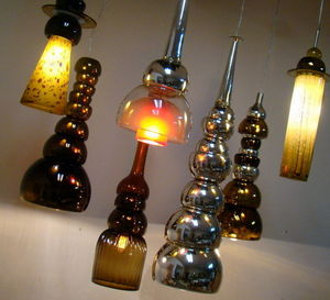 Elys Glass Art - l 1400 - Fassadenbeleuchtung