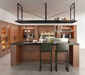 TONCELLI CUCINE -  - Moderne Küche