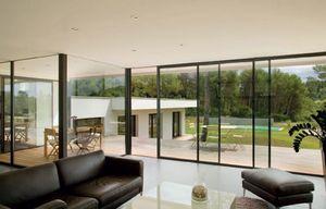 Grosfillex fenêtres -  - Schiebeglasfensterfront