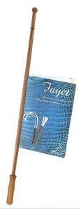 Fabrique De Cannes Fayet -  - Zeitungshalter