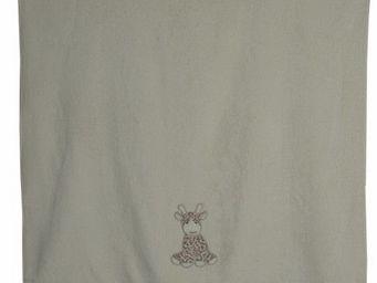 SIRETEX - SENSEI - drap de douche enfant 70x140cm lili la girafe - Kinder Badetuch