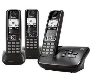 GIGASET - tlphone rpondeur dect gigaset a420a trio - Telefon