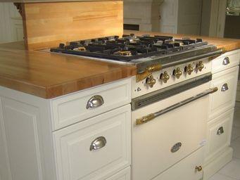 Luc Perron -  - Kleine Einbauküche