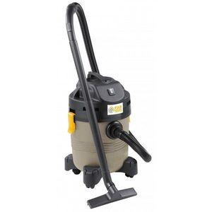 FARTOOLS - aspirateur eau et poussières 1250 w cuve 20 l pvc - Wasch /staubsauger
