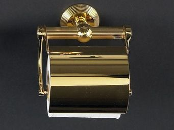 Cristal Et Bronze - cannelé - Toilettenpapierhalter