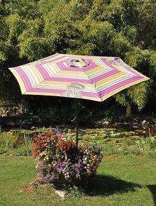 Lulu Castagnette - parasol lulu castagnette en aluminium et toile pol - Sonnenschirm