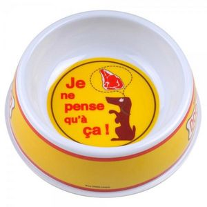 La Chaise Longue - ecuelle dogfood - Napf