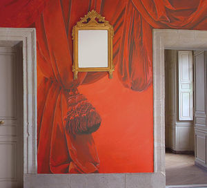 ATELIER MARETTE -  - Trompe L'oeil Malerei